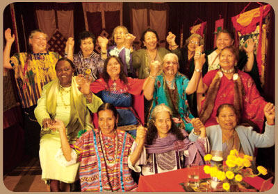 International Council of 13 Indigenous Grandmothers